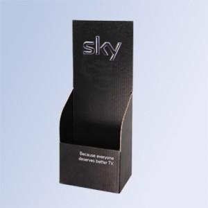 Prospekthalter Sky