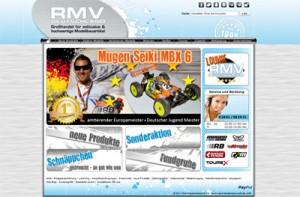 Neue Website für RMV-Deutschland