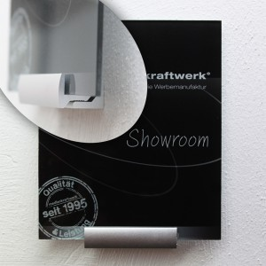 Elegante Plattenhalter – Fisso Clamper