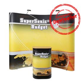 Faltdisplay  - SuperSonic Budget