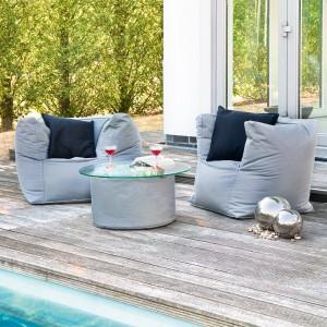 NEU – Outbag – Der Outdoor-Sitzsack für wetterfeste Gemütlichkeit – das ganze Jahr an jedem Ort!